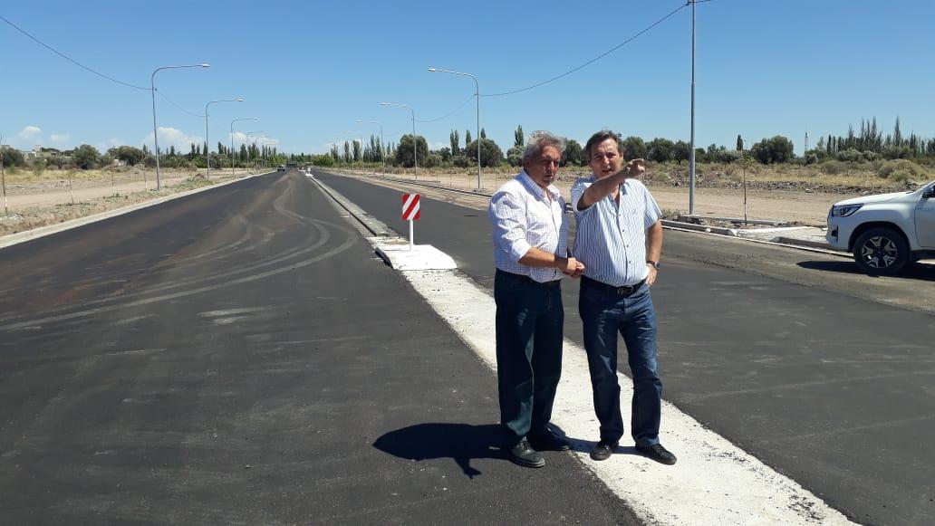 EMIR FÉLIX LE PONDRÁ FECHA A LA INAUGURACIÓN DE LA NUEVA GRANADEROS