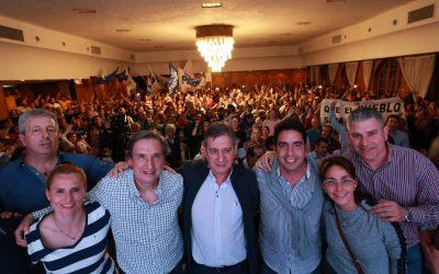 ELECCIONES PASO – OFICIAL: EMIR FÉLIX LE SACÓ 40% DE DIFERENCIA AL RADICAL FREIDEMBERG