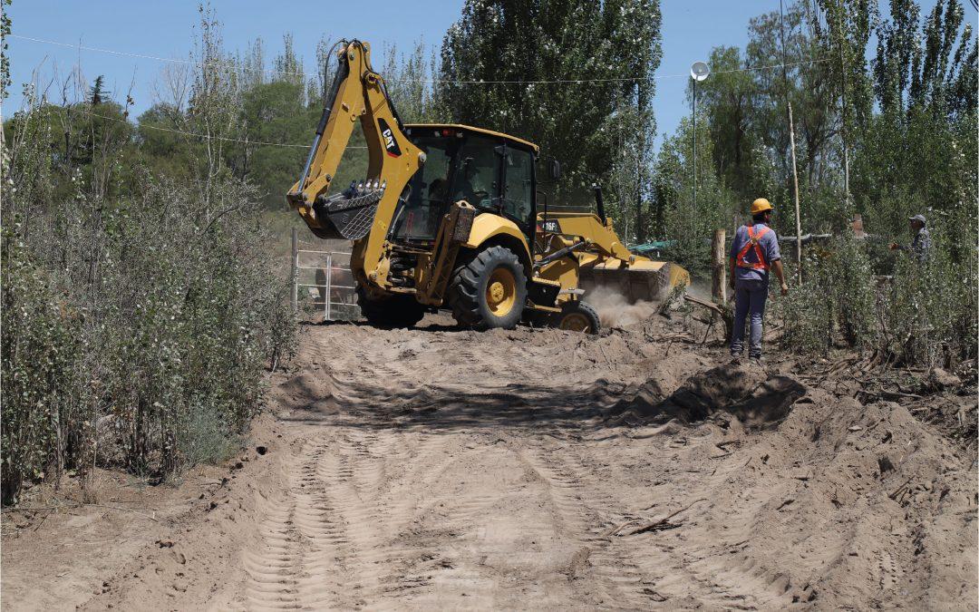 MÁS DE 100 FAMILIAS DE CUADRO BENEGAS TENDRÁN AGUA POTABLE