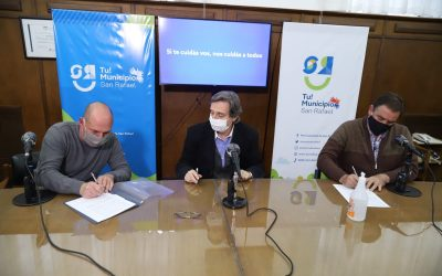 EMIR FÉLIX ANUNCIÓ UN PROGRAMA DE SOSTENIMIENTO ECONÓMICO PARA EL SECTOR GASTRONÓMICO DE SAN RAFAEL