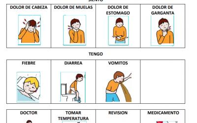 CENTROS DE SALUD MUNICIPALES CONTARÁN CON PICTOGRAMAS PARA UNA MEJOR INTERACCIÓN ENTRE MÉDICOS Y PACIENTES CON AUTISMO