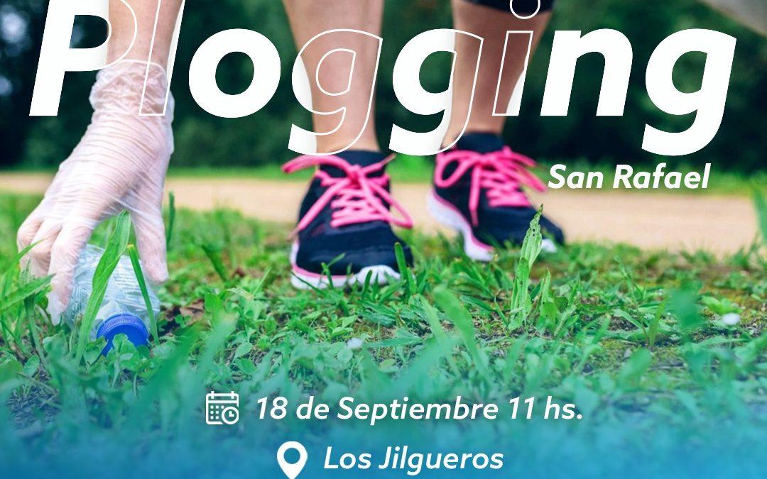 """""""PLOGGING"""": ACTIVIDAD FÍSICA Y RECOLECCIÓN DE RESIDUOS EN LOS JILGUEROS"""
